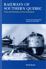 RailwaysOfSouthernQuebec Cover
